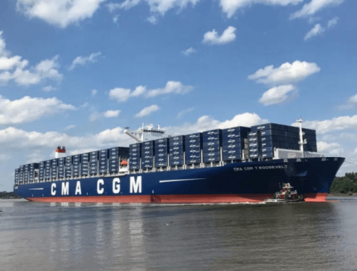CMA CGM Commits To The Environment And Is First To Have Trialed Biofuel Oil Onboard