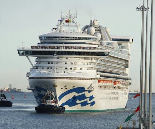 Princess Cruise Lines Has Been Fined $20m By US For Breaking Pollution Laws