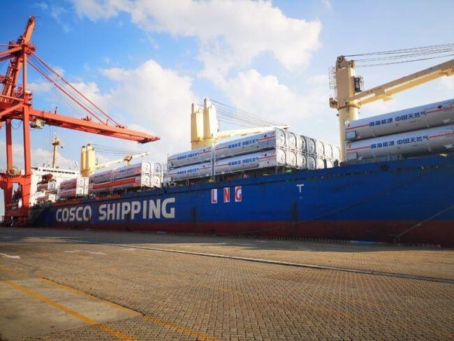 LR Signs Agreement With Six Parties To Design 220k LNG Carrier