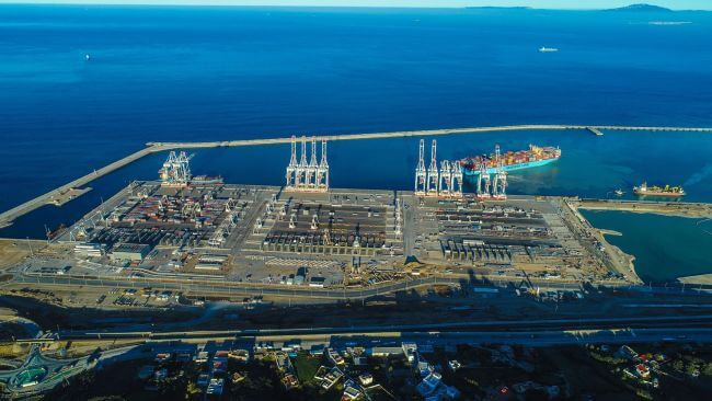 APM Terminals Launches Its Second Terminal At Medport Tangier