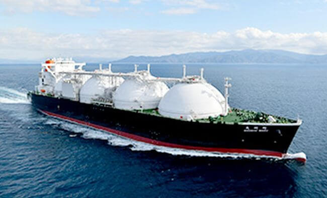 MOL Announces Naming Of Newbuilding LNG Carrier For JERA As 'Sohshu Maru'