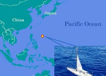 MOL LNGC Rescues Castaway Safely In Pacific Ocean