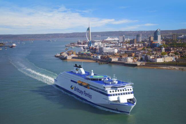 Brittany Ferries Confirms Names Of Upcoming LNG Fuelled Ships