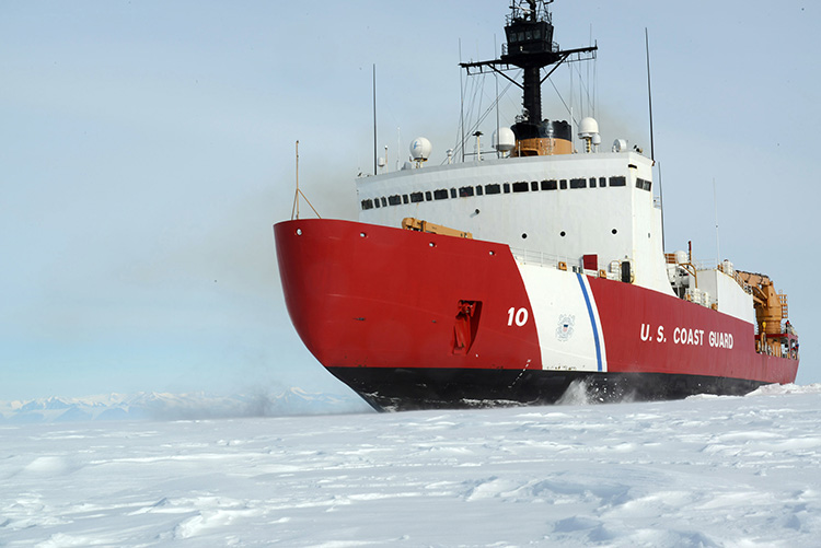 Coast Guard Cutter Polar Star