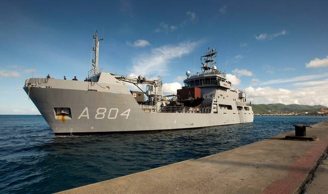 Damen Signs MLU Contract With Netherlands Ministry Of Defence
