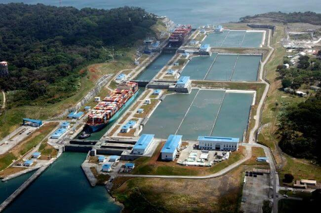 Panama Canal & UN Environment Signs Agreement To Join Forces On Sustainable Development