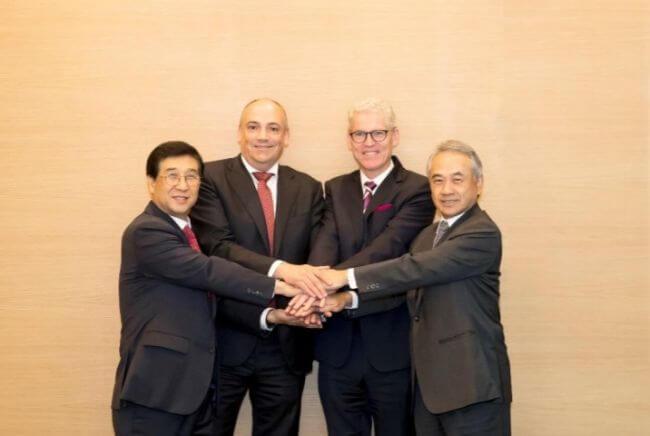 THE Alliance Announced Hyundai Merchant Marine As Its Fourth Member