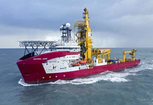 Wärtsilä Signs 5-Year Agreement With Sapura Brazil For Fleet's Increased Efficiency