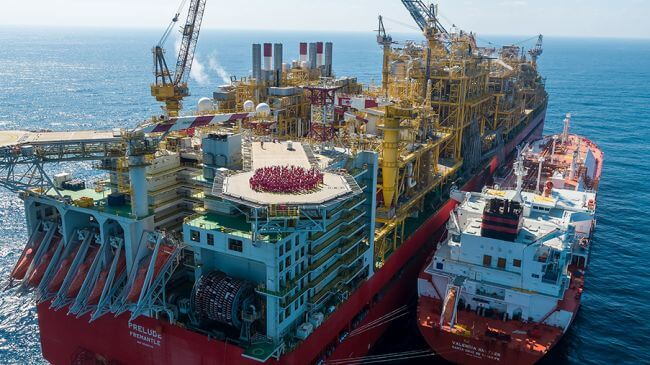 TechnipFMC Announces Its First LNG Shipment Sails From Shell's Prelude FLNG For Broome, Australia