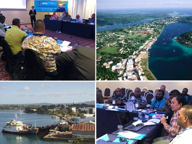 IMO To Hold Workshop For Building Good Maritime Security In The South Pacific