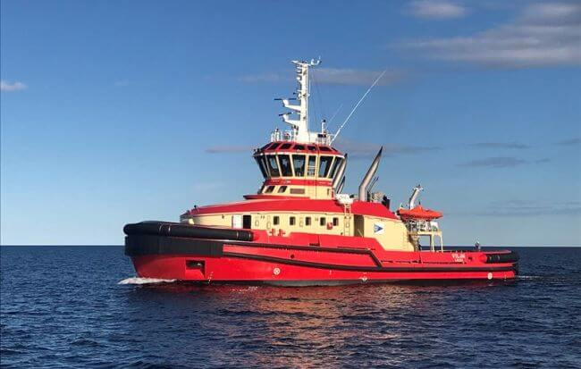 Wärtsilä Hybrid Tech Solution Successfully Operates On Vilja