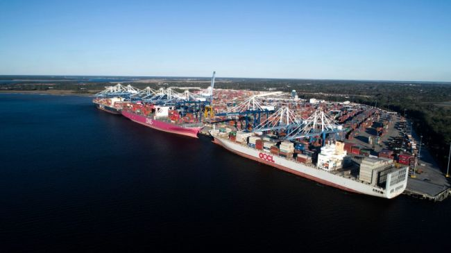 SC Ports Reports Handling Record Cargo Volumes With 9% Increase In FY19