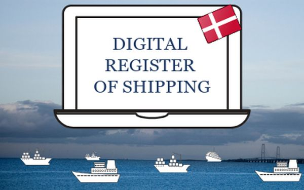 Danish Maritime Authority To Develop World's First Digital Registers Of Shipping
