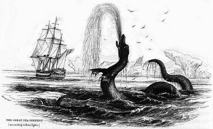 Hans Egede Sea Serpent