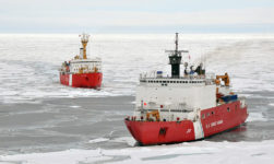 How Does An Ice Breaker Ship Work?