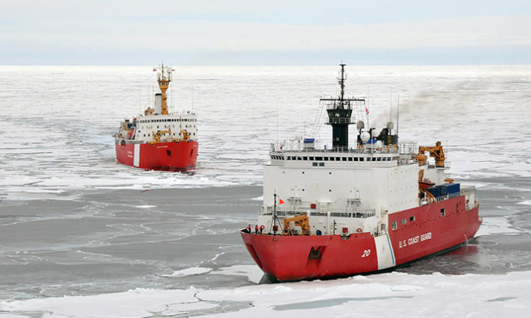 How Does An Icebreaker Ship Work?