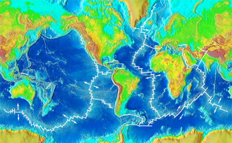 Mid-Oceanic Range