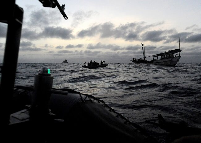 IMB Reports Increase In Pirate And Armed Attacks Off West Africa Waters