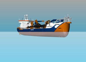 Van Oord Orders Third Suction Hopper Dredging Fleet
