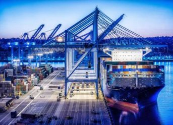 Port Of Los Angeles Becomes Busiest In July