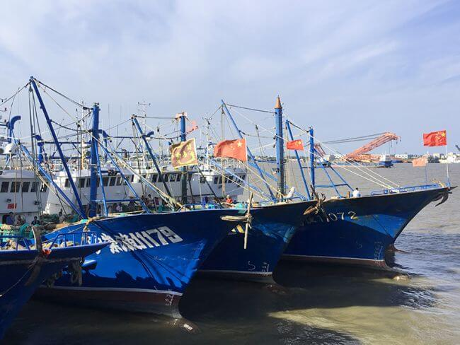 IMO Says China Fishing Vessel Safety Workshop Focuses On Treaty Ratification