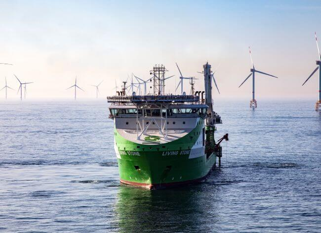 DEME Completes Installation Of 85 Kms Elia's Modular Offshore Grid Subsea Export Cable
