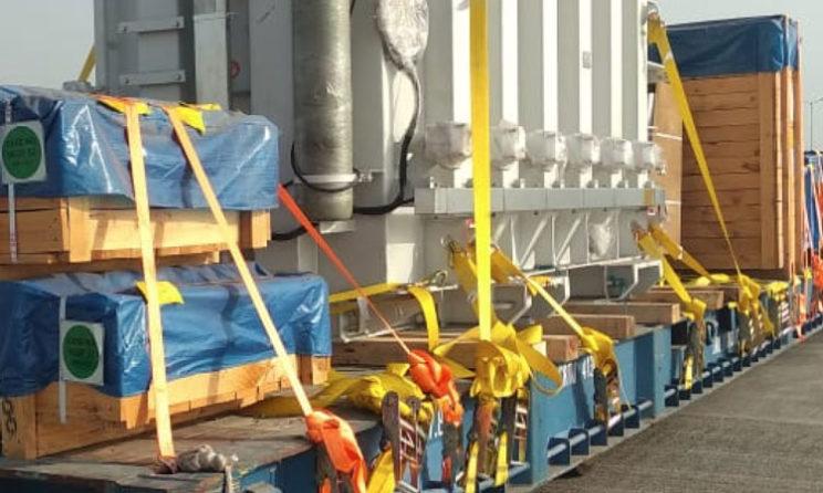 Höegh Autoliners Loads 100 Breakbulk Units From 2 Load Ports To 1 Destination