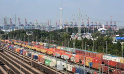Port Of Hamburg Achieves Growth In Cargo Handling In First Half Of 2019