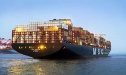 MSC Announces MSC Gülsün Completes Its First Voyage From Asia To Europe
