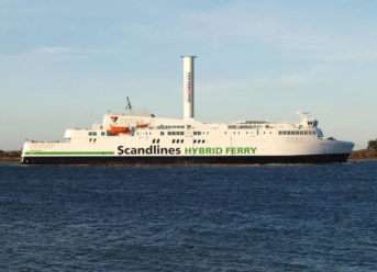 Scandlines Signs Agreement With Norsepower To Install Rotor Sail Solution On Board Hybrid Ferry