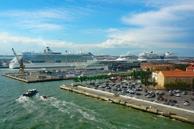Port Of Venice Invites European Ports To Develop Sustainable Cruising