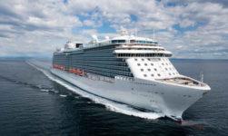 Fincantieri Floats Out Fifth Royal Class Ship 'Enchanted Princess' In Monfalcone
