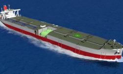 """DNV GL Rewards """"K"""" Line And Namura Shipbuilding For New LNG-Fuelled Ore Design"""