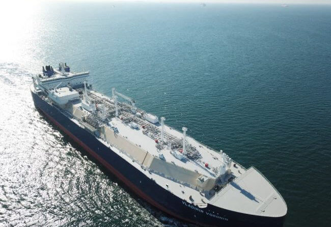 Teekay Takes Delivery Of Fourth Arc 7 Ice-Breaking LNGC Out Of Six New Builds
