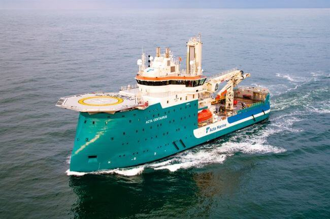 Wärtsilä To Provide Hybrid Propulsion Which Will Support Vessel Acta Centaurus