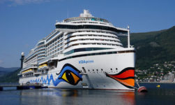 AIDA Cruises And Corvus Energy Announce Cooperation and Ring in Electrification of the Cruise Industry