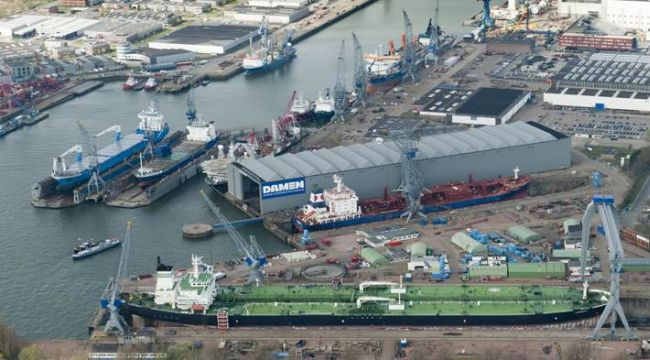 Damen Shipyards Cape Town Joins WITSA In South Africa