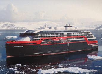 New Hurtigruten Hybrid Explorer Ships To Revolutionise Adventure Travel