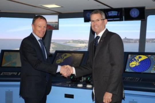 KONGSBERG and Australian Maritime College Team Up For VR Training