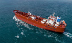 Waterfront Shipping Acquires 2nd Generation Low Emission Methanol-Fuelled Vessels