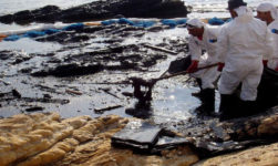 Oil Cleanup Methods At Sea