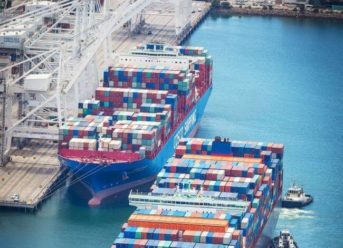 Port Of Long Beach Cargo Volumes Decreases In July By 9.7%