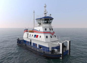MTU And Robert Allan Together To Develop First Natural Gas Fueled Shallow Draft Pushboat