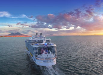 Royal Caribbean Fleet Expansion Cruises To Clean-Energy Future