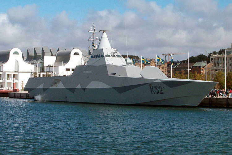What Is A Corvette Ship?