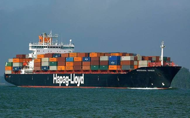 Hapag-Lloyd Concludes Significant Higher Operating Result In Half-Year Result
