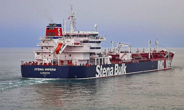Stella Maris: Stena Impero Tanker Release Is Good News But Still Concerned About Other Ships