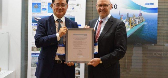 DNV GL Awards AIPs To DSME For New Ethylene Carrier Cargo Tank Designs