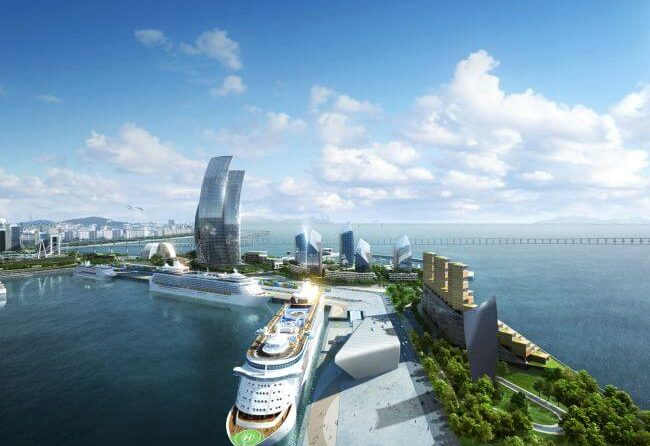 ABB To Install Port Of Incheon's First STS Power Solution To Slash Passenger Vessel Emissions