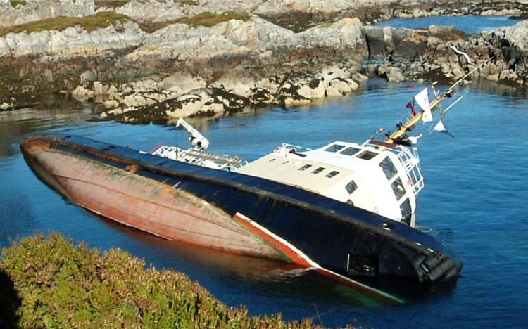 IMO promotes ratification of the International Treaty Covering Ship Wrecks